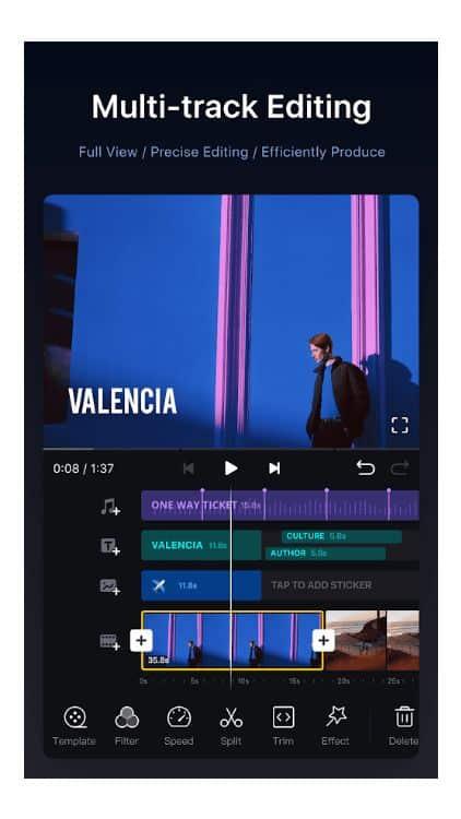 VN Video Editor